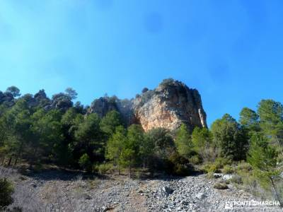 Rambla del Avellano-Arbeteta; senderismo madeira cares ruta cola de caballo monasterio de piedra